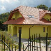 Moderní dům ve Frymburku přímo u jezera Lipno