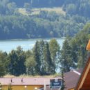 Dům ve Frymburku s bazénem  – s  výhledem na jezero Lipno